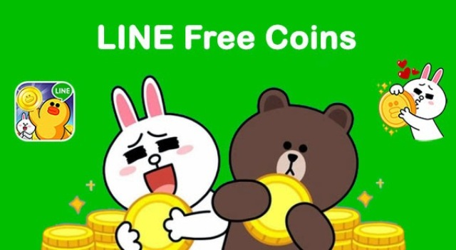 Cara Gampang Mendapatkan Koin Line Secara Gratis!