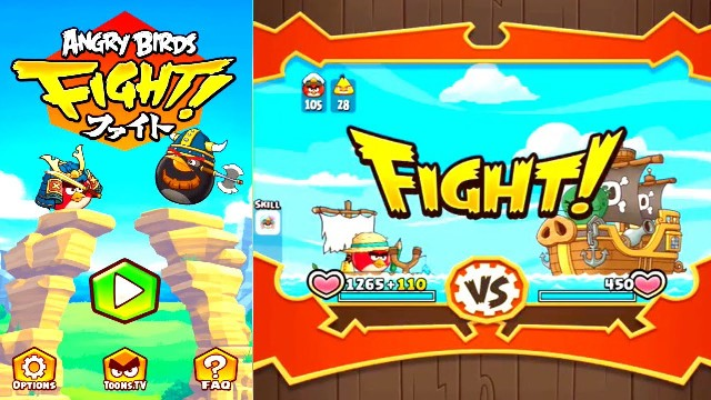 angry birds fight! (doc/youtube.com)