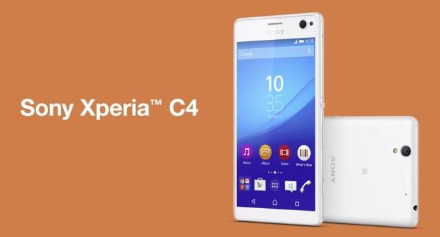 gambar Sony Xperia C4