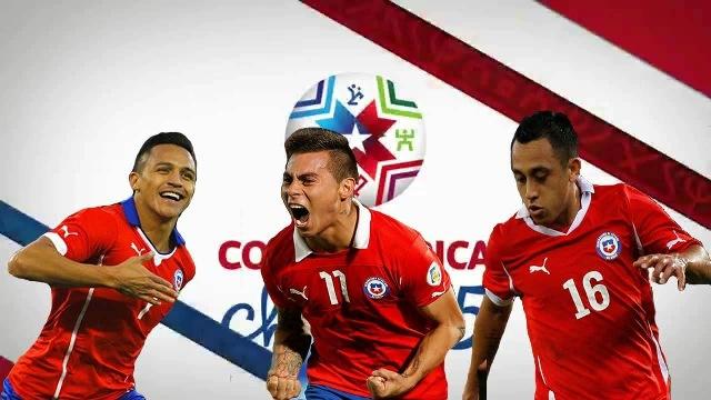 5 pemain kunci timnas Chile