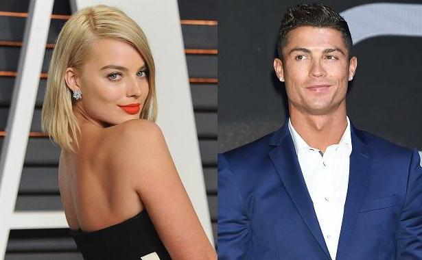 Ronaldo terpesona keseksian Margot (doc/pedestrian.tv)