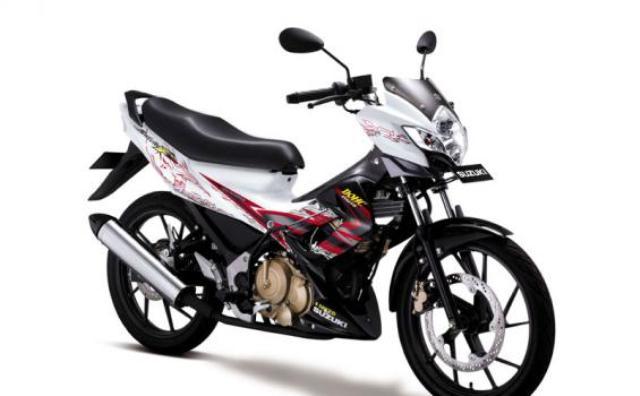 Honda Sonic 150 vs Satria Fu