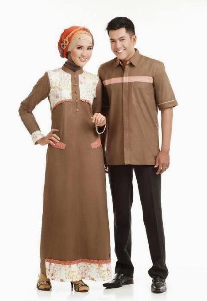 model baju muslim untuk lebaran 2015