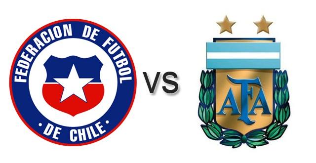 Chile vs Argentina, Final Copa America 2015.
