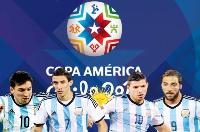 6 Faktor Argentina layak juarai Copa America 2015.