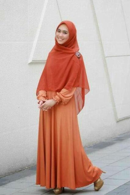 Model Baju Lebaran 2015 Terpopuler Untuk Remaja Putri