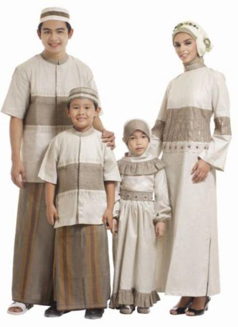 model baju lebaran 2015