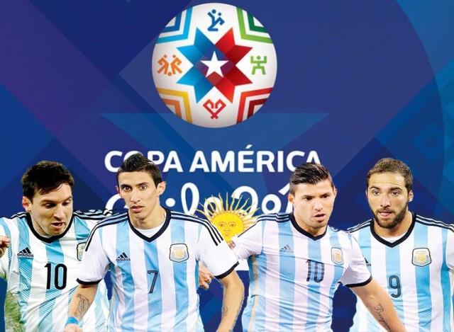 Messi, Di Maria, Aguero atau Higuain? (doc/artefak.org)
