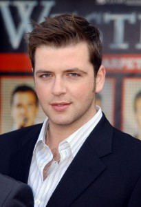 Westlife singer Mark Feehily, who has revealed he is gay, Thursd