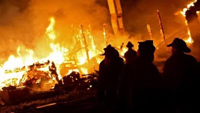 penyebab kebakaran pt mandom