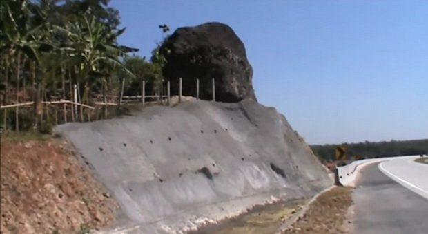 Batu Bleneng (doc/solopos.co.id)