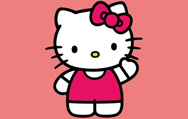 Hello Kitty Dari Inggris?