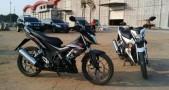 Honda Sonic 150R Buatan Indonesia (doc/okezone.com)