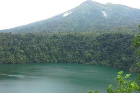 Mitos Danau Tolire Besar (doc/detik.com)