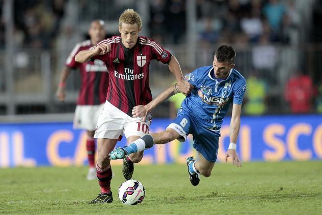 Fakta AC Milan vs Empoli 30 Agustus 2015