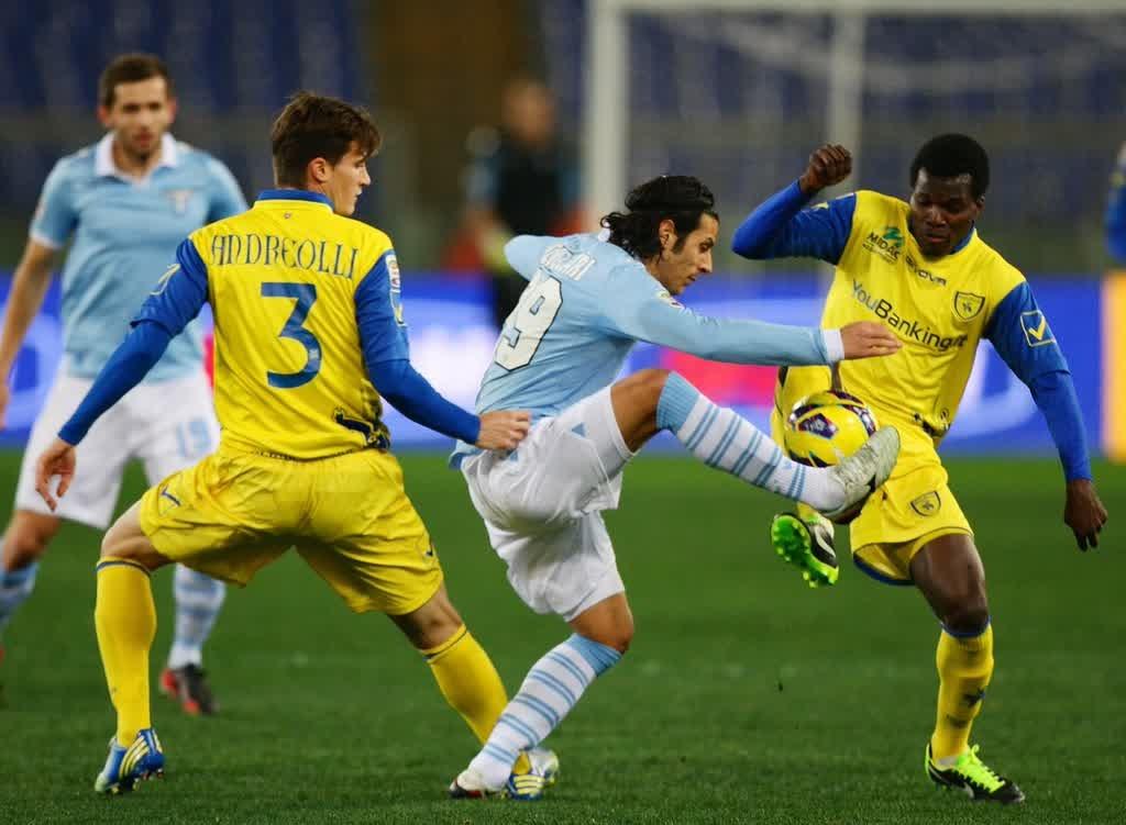 Fakta Chievo vs Lazio 31/8/2015