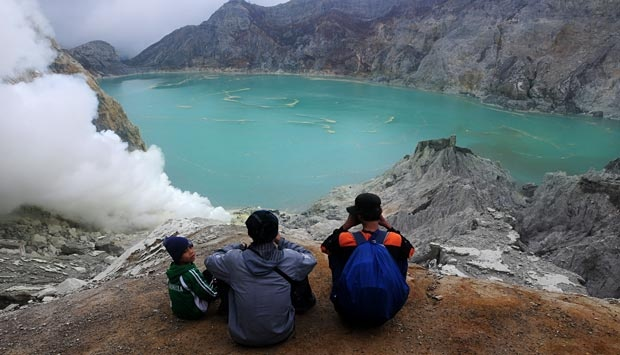 Gunung Ijen (doc/tempo.co)