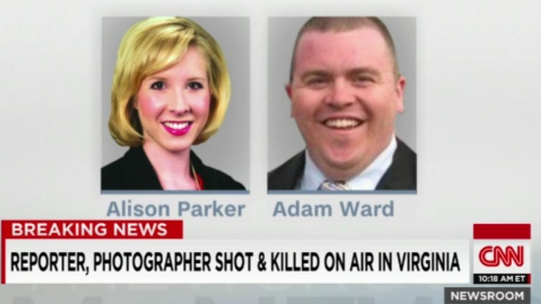 2 korban penembakan jurnalis AS (doc/detik.com)