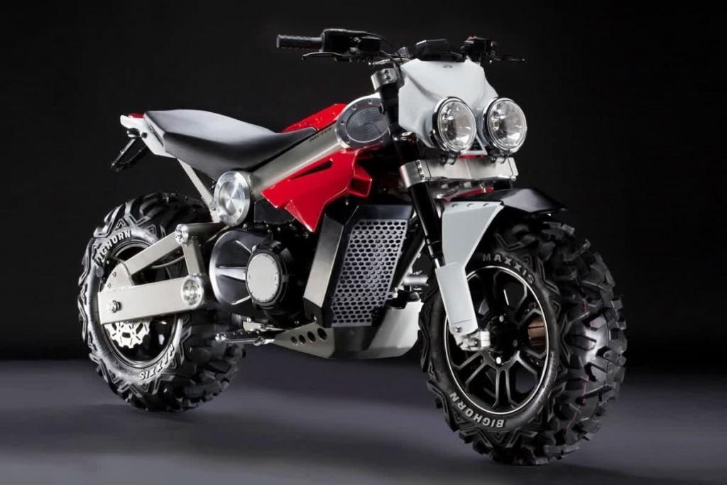 Tarikan Mesin Sepeda Motor