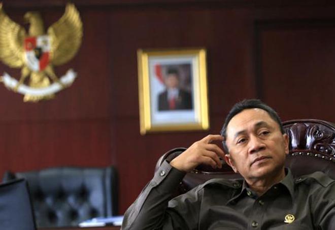 Ketua MPR Zulkifli Hasan