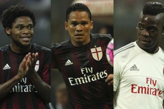 6 penyerang ganas AC Milan. Siapa paling hebat?
