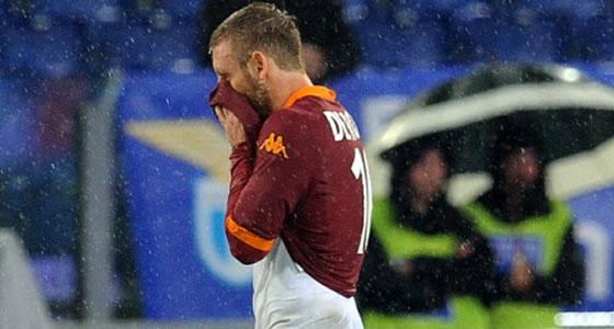 AS Roma gagal juara Seri A 2015/16...?