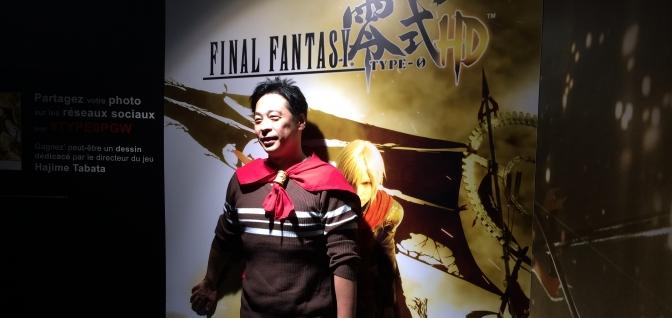 Final Fantasy XV Hajime Tabata | Sumber Gambar : google image