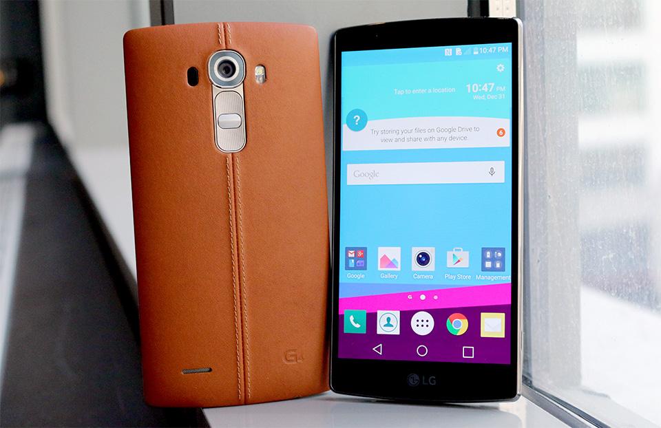 LG G4 dinobatkan smartphone dengan kamera terbaik.