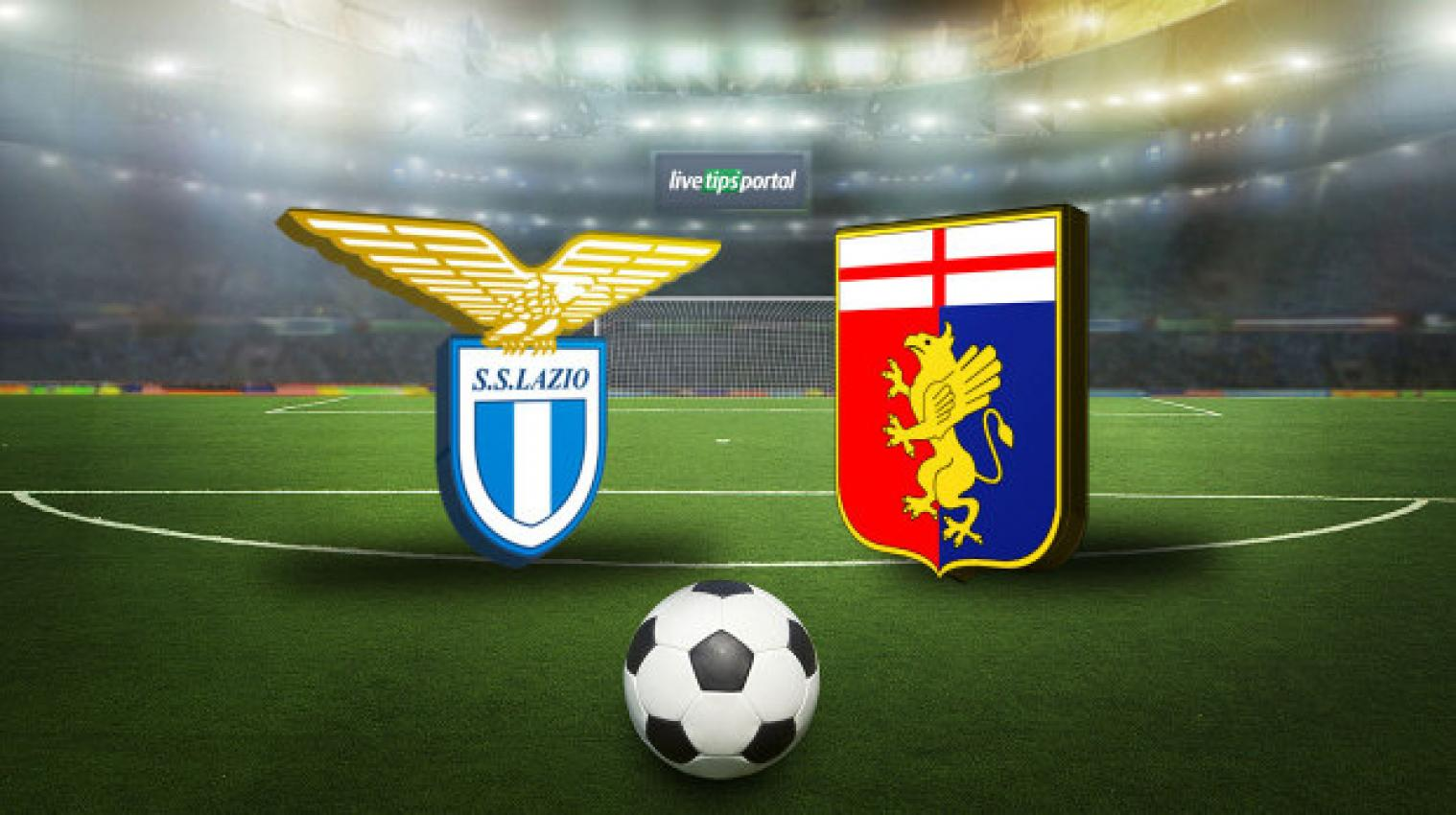Lazio vs Genoa 24 September 2015
