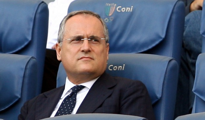 Lotito Cari Pengganti Pelatih Lazio