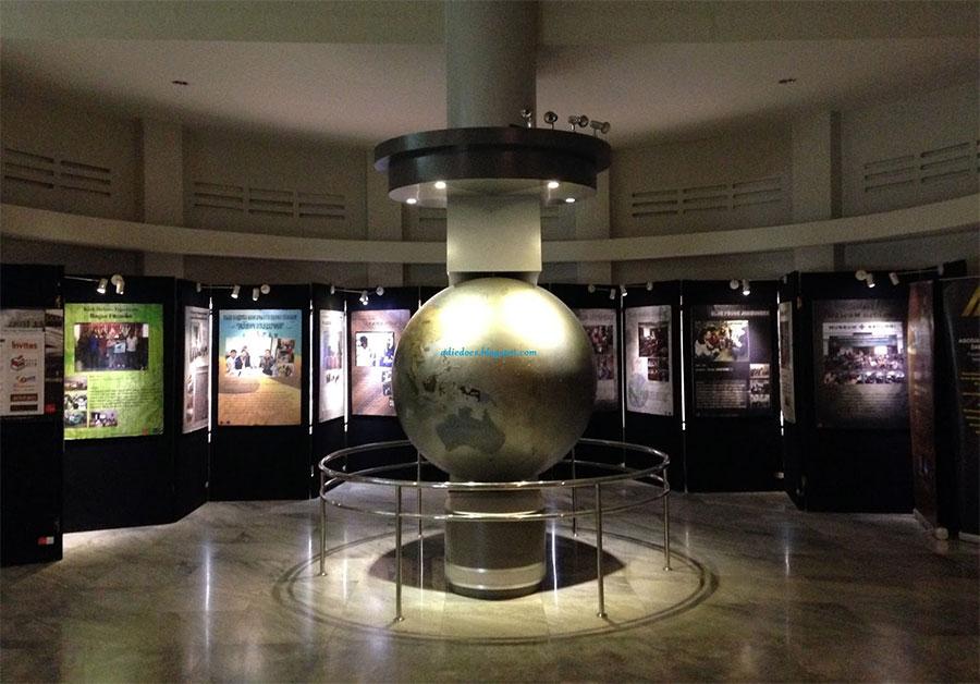 Salah-satu-sudut-dalam-Museum-Konferensi-Asia-Afrika-di-Bandung