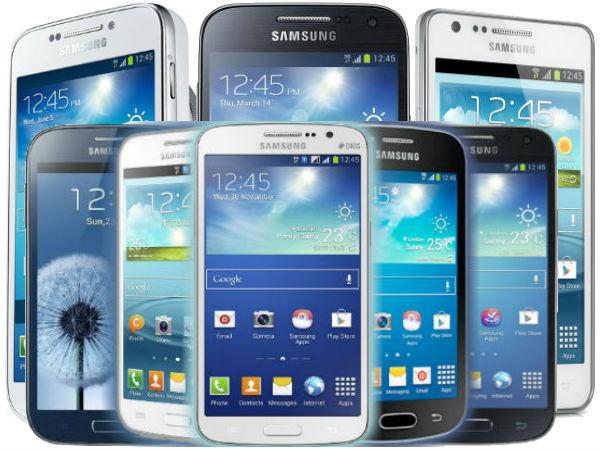 Samsung Smartphone | Sumber Gambar : google image