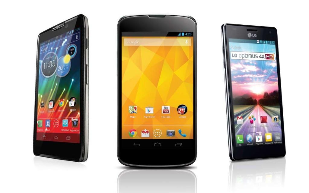 Smartphone-Android | Sumber Gambar : google image