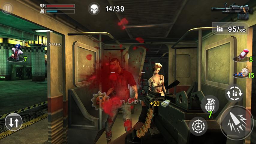 Zombie Assault Sniper