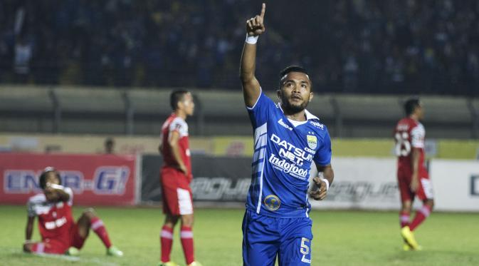 Zulham Zamrun, top score sementara Piala Presiden 2015