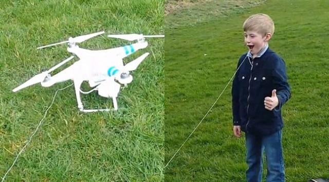 Cabut Gigi Dengan Drone