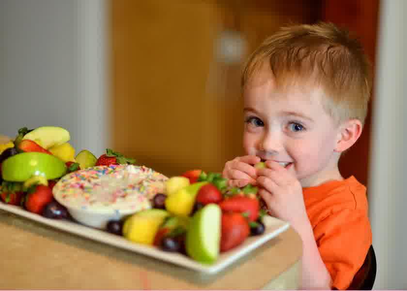 10 cemilan sehat anak