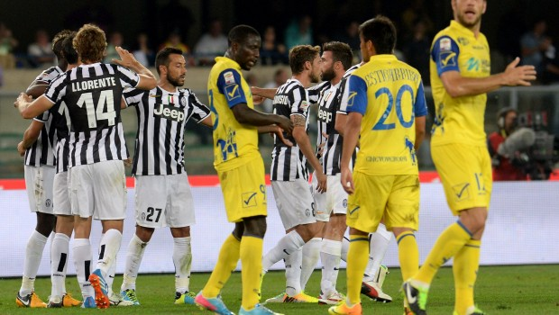 Fakta Juventus vs Chievo 13/09/2015