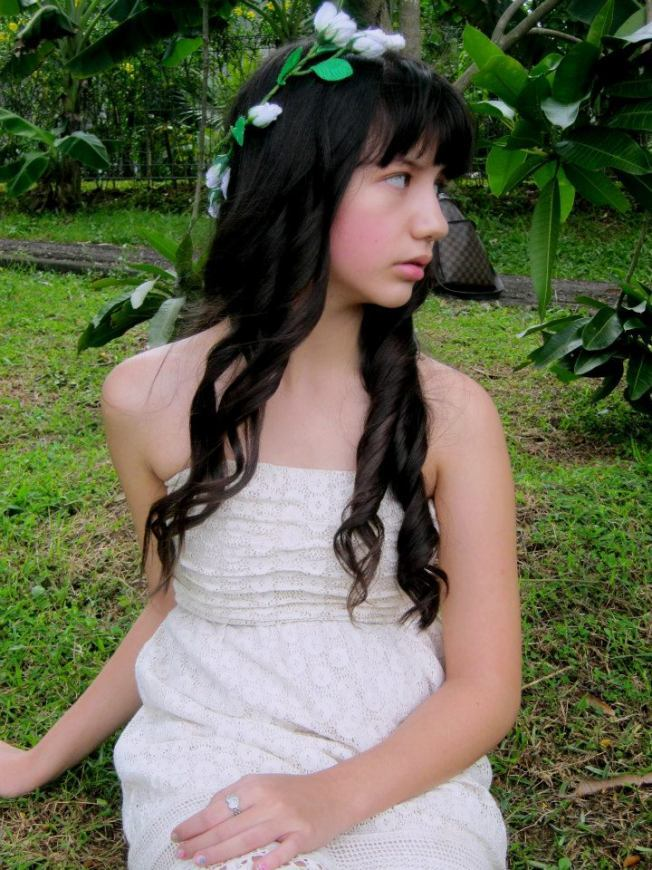 foto hot cassandra lee di taman