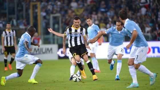 Prediksi Lazio vs Udinese 13 September 2015