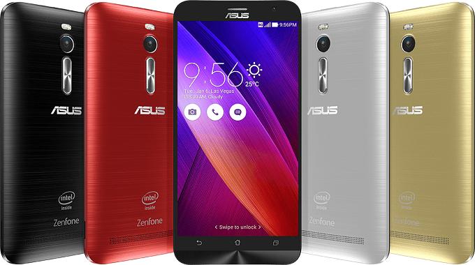 Harga Asus Zenfone 2 Bulan September 2015