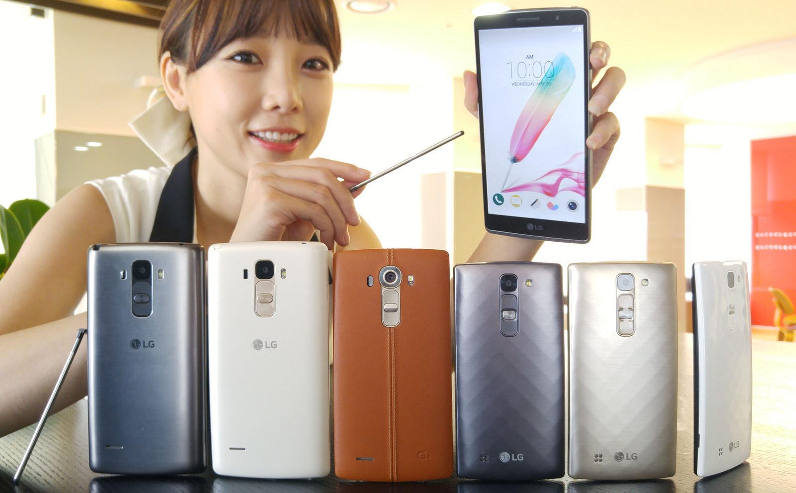 Harga LG G4 Stylus bulan Oktober 2015