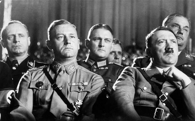 Dimanakah harta karun Hitler berada?