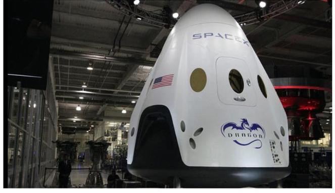 kapsul luar angkasa