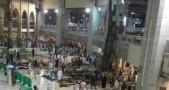 Korban Musibah Di Masjidil Haram [doc/tribunnews.com]