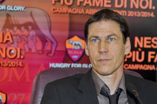 Rudi Garcia Dipuji Pelatih Lazio