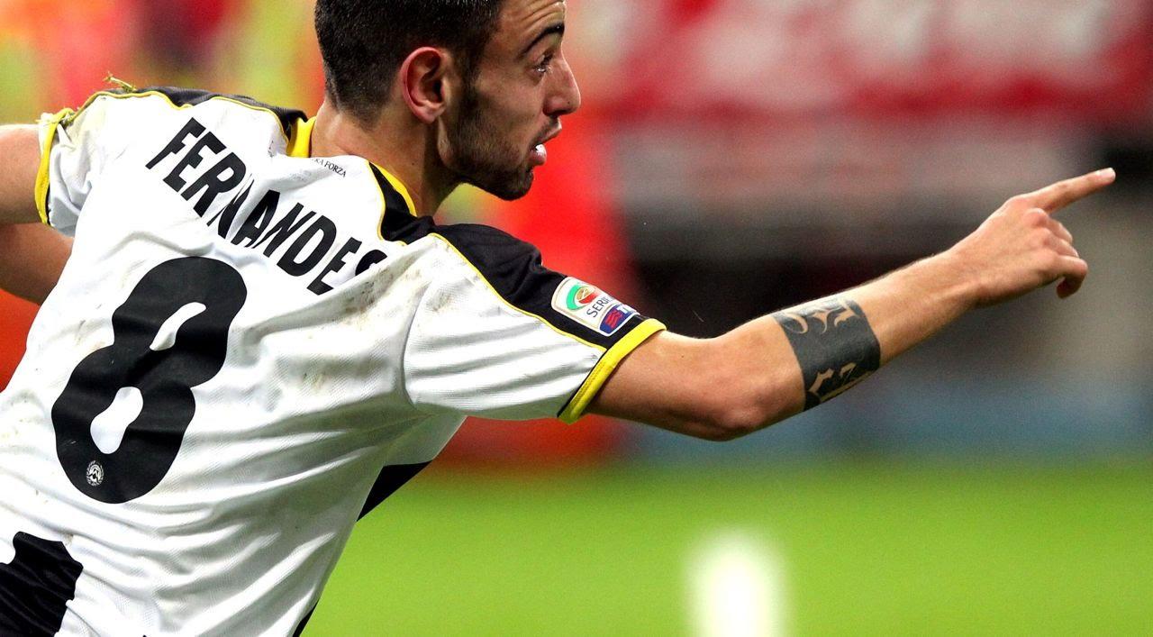 Fernandes, Pengganti Honda Di AC Milan..?