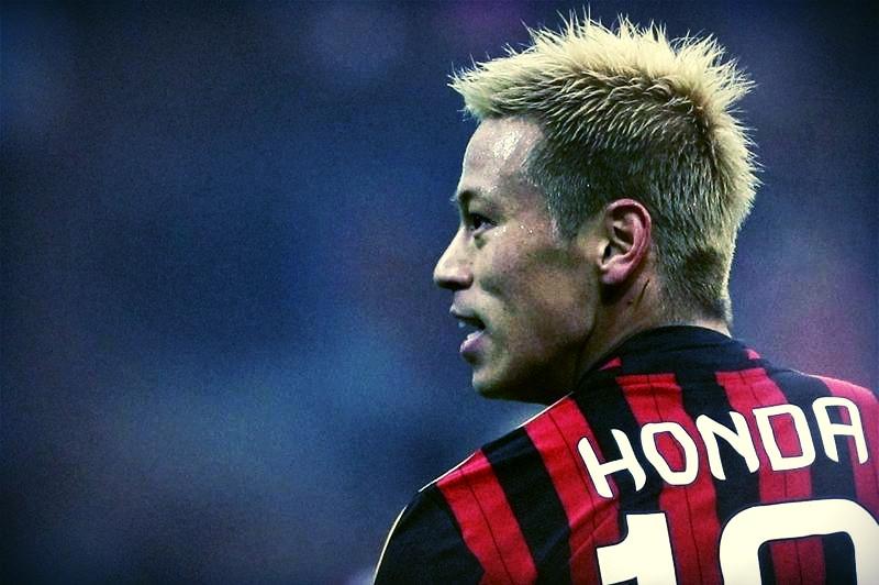 Honda Dari AC Milan Ke Liga Inggris...?