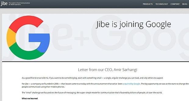 Jibe_Google