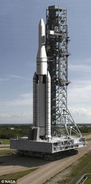 Inilah Roket SLS Buatan NASA